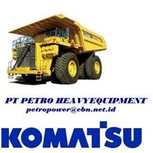 Komatsu Dump Trucks Rigid 930E-4SE