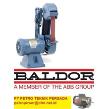Baldor Belt Sanders alat alat mesin PT Petro Heavy Equipment