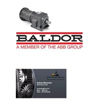 Baldor In-Line Helical Reducers alat alat mesin PT Petro Heavy Equipment