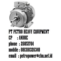 Siemens Eksplosion Proof Electric Motor  alat alat mesin PT PETRO HEAVY EQUIPMENT