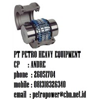 GRID COUPLING FALK alat alat mesin PT PETRO HEAVY EQUIPMENT