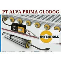 Jual INTERROLL MOTOR CONVEYOR PT ALVA GLODOK JAKARTA INTERROLL ROLLER 2