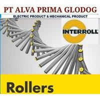 INTERROLL MOTOR CONVEYOR PT ALVA GLODOK JAKARTA INTERROLL ROLLER 1