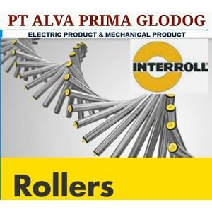 INTERROLL MOTOR CONVEYOR PT ALVA GLODOK JAKARTA INTERROLL ROLLER