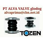 TOZEN RUBER EXPANSION JOINT 2