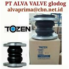 TOZEN RUBER EXPANSION JOINT 1