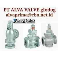 PT ALVA VALVE GLODOG YOSHITAKE VALVE BALL VALVE