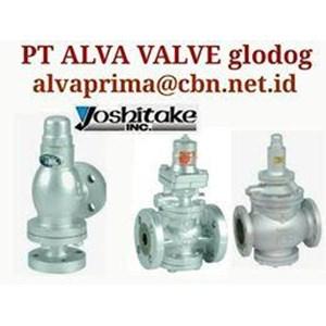 Dari PT ALVA VALVE GLODOG YOSHITAKE VALVE BALL VALVE  0