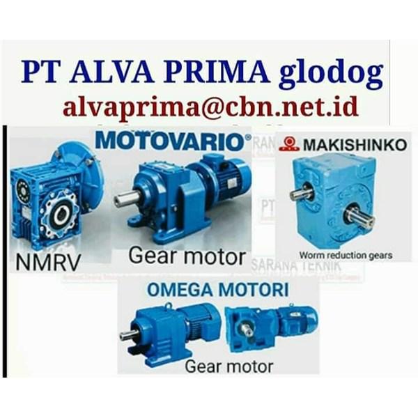 MOTOVARIO GEARMOTOR REDUCER GEARBOX