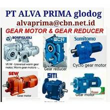 SEW GEARMOTOR REDUCER GEARBOX PT ALVA GLODOK-SEW SITI SUMITOMO