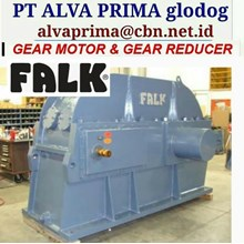 FALK GEARMOTOR REDUCER GEARBOX PT ALVA GLODOK FALK REXNORD