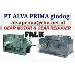 GEAR FALK GEARMOTOR REDUCER GEARBOX PT ALVA GLODOK FALK