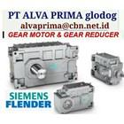 FLENDER SIEMENS GEARMOTOR REDUCER GEARBOX   1