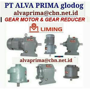 LIMING GEARMOTOR REDUCER GEARBOX