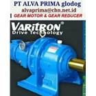 VARITRON GEARMOTOR REDUCER GEARBOX PT ALVA GLODOK VARITRON CYCLO GEAR 1