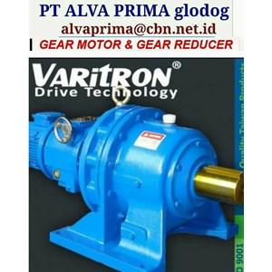 VARITRON GEARMOTOR REDUCER GEARBOX PT ALVA GLODOK VARITRON CYCLO GEAR
