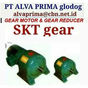 SKT  GEARMOTOR REDUCER GEARBOX PT ALVA GLODOK SKT