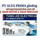 TUNG LEE GEARHEAD GEARMOTOR REDUCER GEARBOX PT ALVA GLODOK DC GEAR MOTOR 1