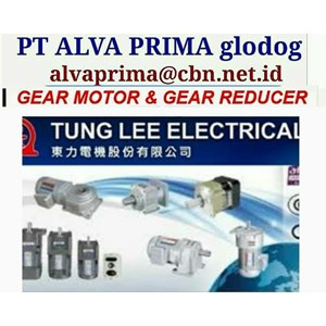 TUNG LEE GEARHEAD GEARMOTOR REDUCER GEARBOX PT ALVA GLODOK DC GEAR MOTOR
