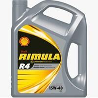 oli dan pelumas shell rimula R4 15w-40