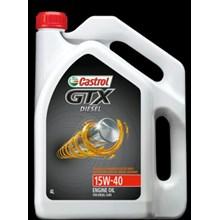 Oli Dan Pelumas Castrol GTX Diesel