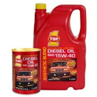 Oli Dan Pelumas Top1 Diesel 15W-50