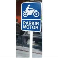Road Sign Parking 1