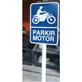 Road Sign Rambu Parkir