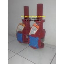 pressure safety  valve farris teledyne