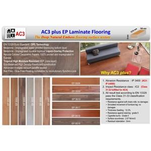 lantai kayu parket ac3+
