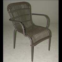 Jual kursi ruang keluarga rotan helena da chair