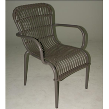 European synthetic rattan chair helena da chair