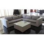 sofa rotan sintetis eropa pasific set 5 6