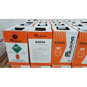 FREON R404a ice loong refrigrant