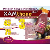 Jus Manggis Xamthone Plus