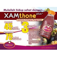 Mangosteen Juice Xamthone Plus