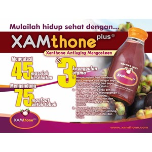 Jus Manggis Xamthone Plus