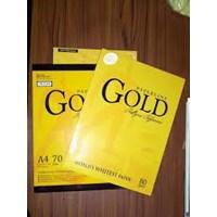 Kertas HVS A4 Paperline Gold & Sinar Dunia