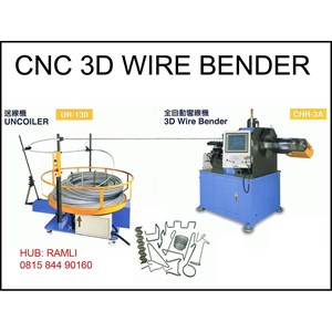 Cnc Wire Bender | Sell Wire Bender Cnc Machine From Indonesia By Pt Widya Mesindo