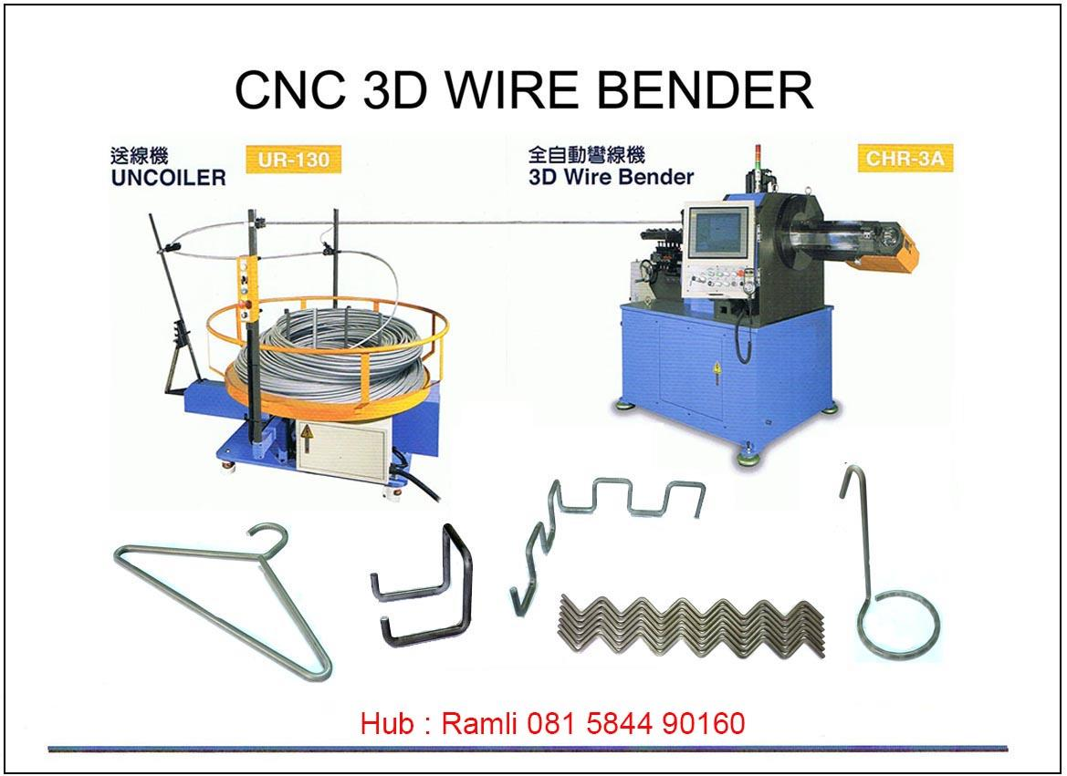 Sell Cnc Wire Bending Machine From Indonesia By Pt Widya