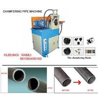 Mesin Pemotong besi mesin chamfering pipa 1