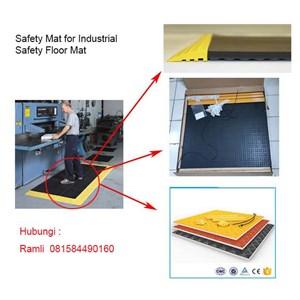 Safety Mat Mesin Industri