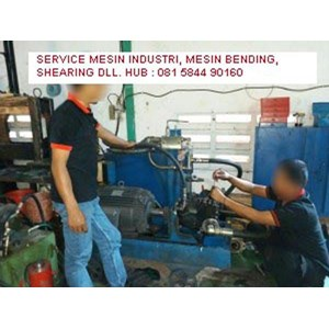 service mesin bending By PT. WIDYA MESINDO RAYA