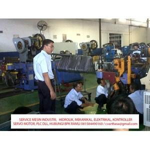 Service mesin By PT. WIDYA MESINDO RAYA
