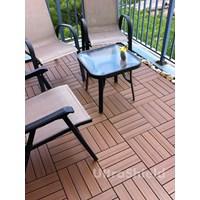 Jual Lantai Kayu Parket Quick Deck Tile