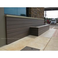 Jual Panel Dinding Kayu Wall Cladding 2