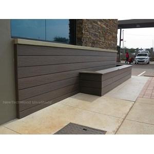 Panel Dinding Kayu Wall Cladding pengganti kayu