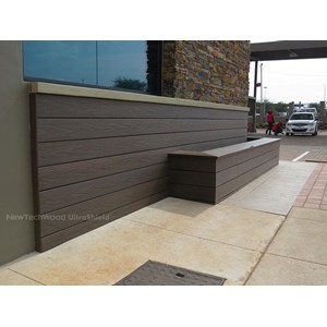 Panel Dinding Kayu Wall Cladding