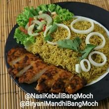 Nasi Biryani Ayam