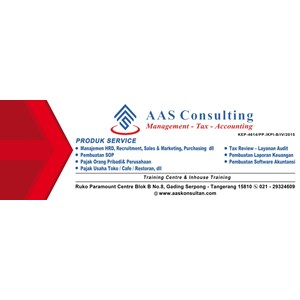 Audit Laporan Keuangan By Aas Consulting